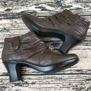 Dansko Buffy Ankle Booties, 42 (12)